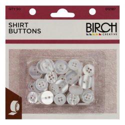 Buttons Shirt 50 On