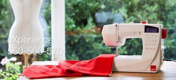 Elna eXperience 560 Ready to Sew