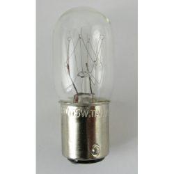 15W Sewing Machine Bulb (Bayonet)