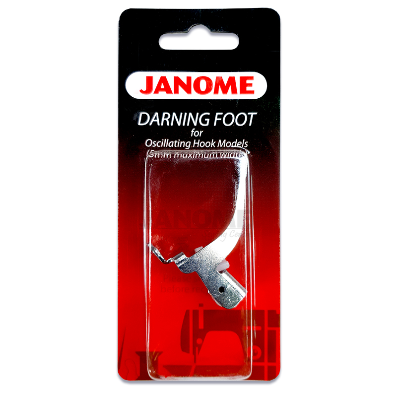 Janome 5mm Darning Foot