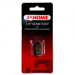 Janome 7mm Quarter Inch Seam Foot