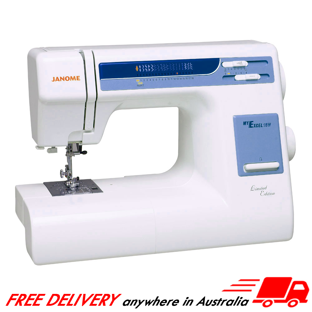 Janome Myexcel 3018 Sewing Machine Janome Sewing Centre