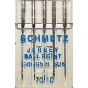 Schmetz Jersey Ballpoint Needles 70-10