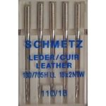 Schmetz Leather Needles 110-18