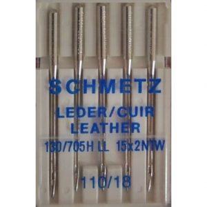 Schmetz Leather Needles 110-18