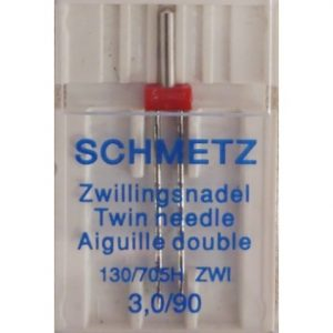 Schmetz Universal Twin Needle 3.0mm