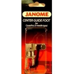 Janome Centre Guide Foot for CoverPro- Janome Sale