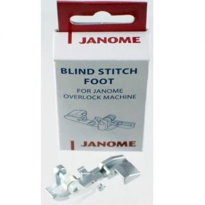 Genuine Janome Blind Stitch Foot (200-203-104)