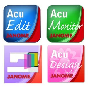 Janome Apple Apps ()