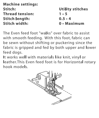 janome-even-feed-foot