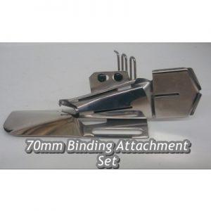 70mm Tape Binding Attachment Set