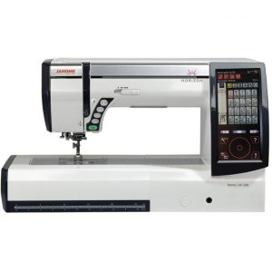 Janome Memory Craft 12000 - Janome Sewing Centre
