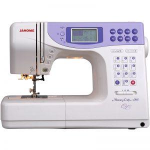 Janome Memory Craft 4900 Sewing Machine - Janome Sale