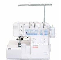 Janome 1200D Professional Overlocker DEMO MODEL
