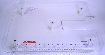 Janome Quilting Table - 6260QC, 6150QC, 6019/QC (489-701-005)