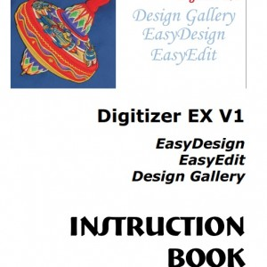 Instruction Manual: Elna Digitizer EX (Digital Copy)