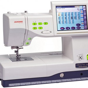 Janome Memory Craft 11000SE DEMO MODEL
