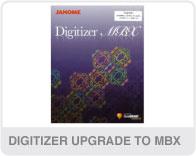 Digitizer Junior V3.0 -> MBX V4.0 Upgrade