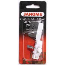 Janome Elastic Gathering Attachment (Narrow)