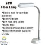 24W Refresh Floor Lamp by OttLite