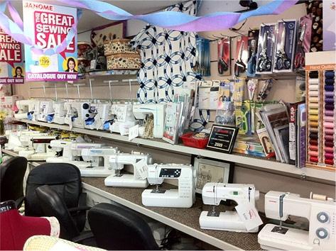 Janome Sewing Machines