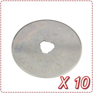 45mm Blade x 10 ()