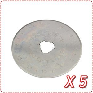 45mm Blade x 5 ()