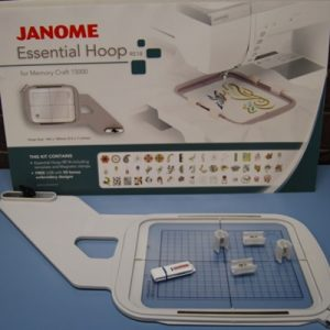 Janome RE18 Essential Hoop