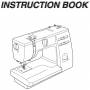 Instruction Manual Janome 419S