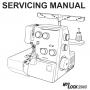 Service Manual Janome 204D