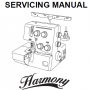 Service Manual Janome