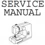 Service Manual Elna Mini Opal Nouvelle Sew Petite