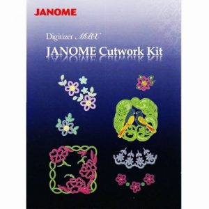 Janome Cutwork Kit for Digitizer MBX