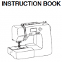 Janome Instruction Manual for Janome DC1050, DC2030, & DC2050