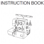Instruction Manual for Janome 8002DX