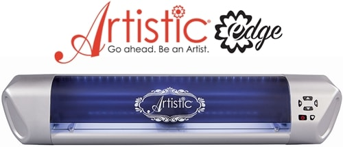 Janome Artistic Edge Cutter allows you to be the artist