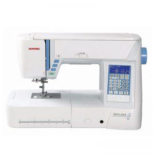 Janome Skyline S5 Computerised Sewing Machine