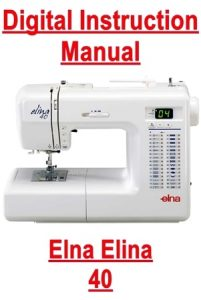 elna-elina-40-spotlight-replacement-instruction-manual