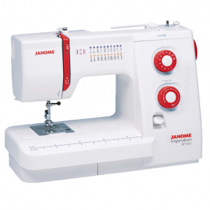 Janome branded sewing machine