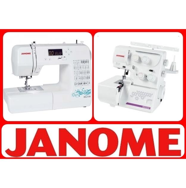 janome overlocker 8002dx instruction manual