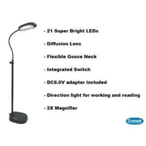 Triumph 21 Ultra Bright Led Table and Floor Lamp
