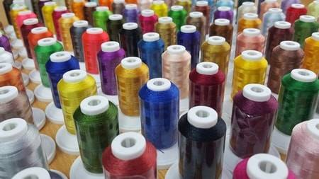 40 Embroidery Threads exclusive to Janome Sewing Centre