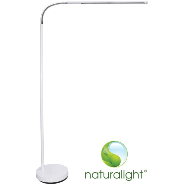 Naturalight flexible led floor lamp mozeypictures Gallery