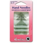 Hemline hand needles assorted