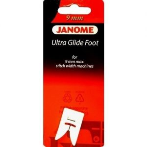 Janome 9mm Ultra Glide Foot - 202 091 000 ( (