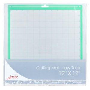Janome Artistic Edge Low Tack Cutting Mat 12 x 12