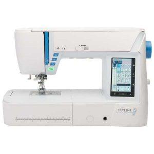 Janome Skyline S7 Computerised Sewing Machine