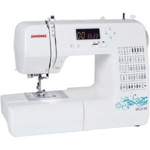 Janome DC2150 Computerised Sewing Machine - Janome Sewing Centre