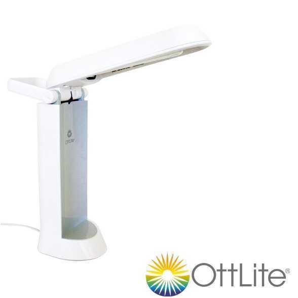Ott Lite Ffolding Task Lamp