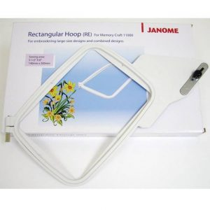 Janome RE Hoop for MC11000SE (860 421 001) ()
